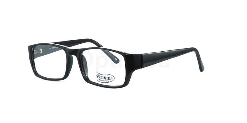 Black SHAUN Glasses, Pennine Originals
