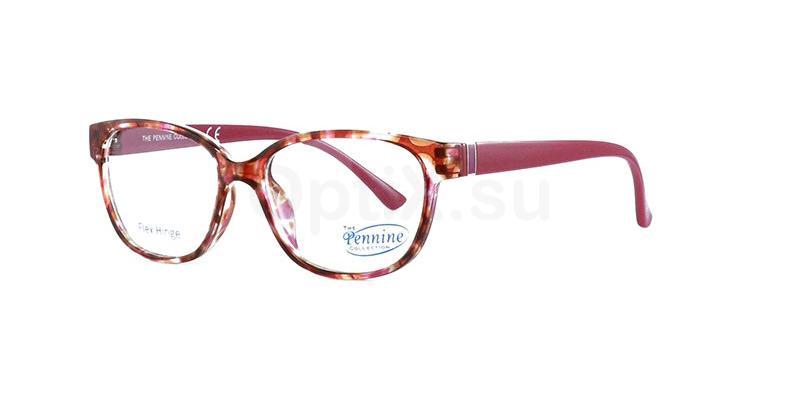 Rose Shell SOPHIA Glasses, Pennine Originals