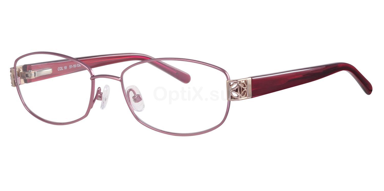C18 1753 Glasses, Ferucci