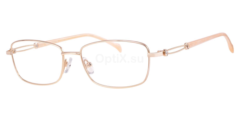 C20 715 Glasses, Ferucci Titanium