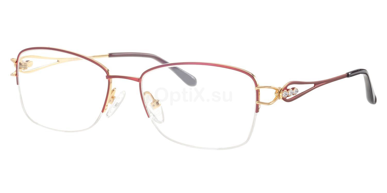 C40 717 Glasses, Ferucci Titanium