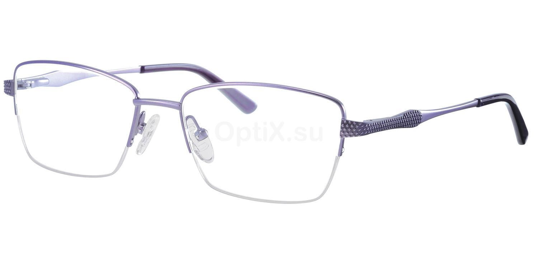 C80 721 Glasses, Ferucci Titanium