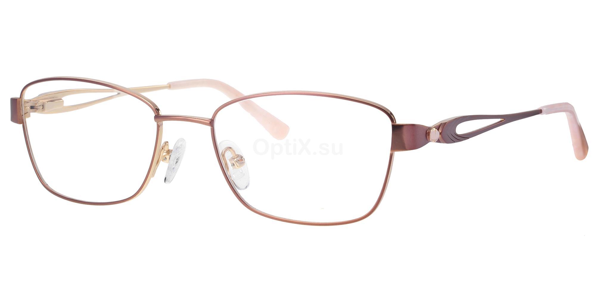 C90 722 Glasses, Ferucci Titanium