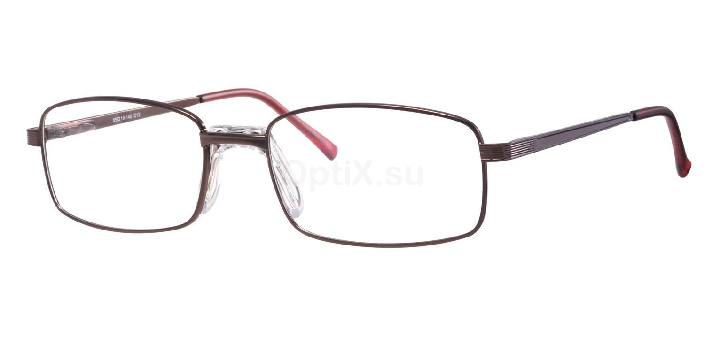 C12 395 Glasses, Visage