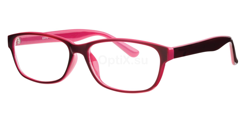C01 401 Glasses, Visage