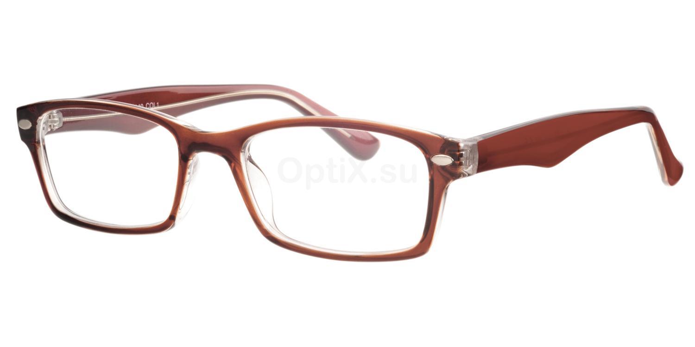 C01 402 Glasses, Visage