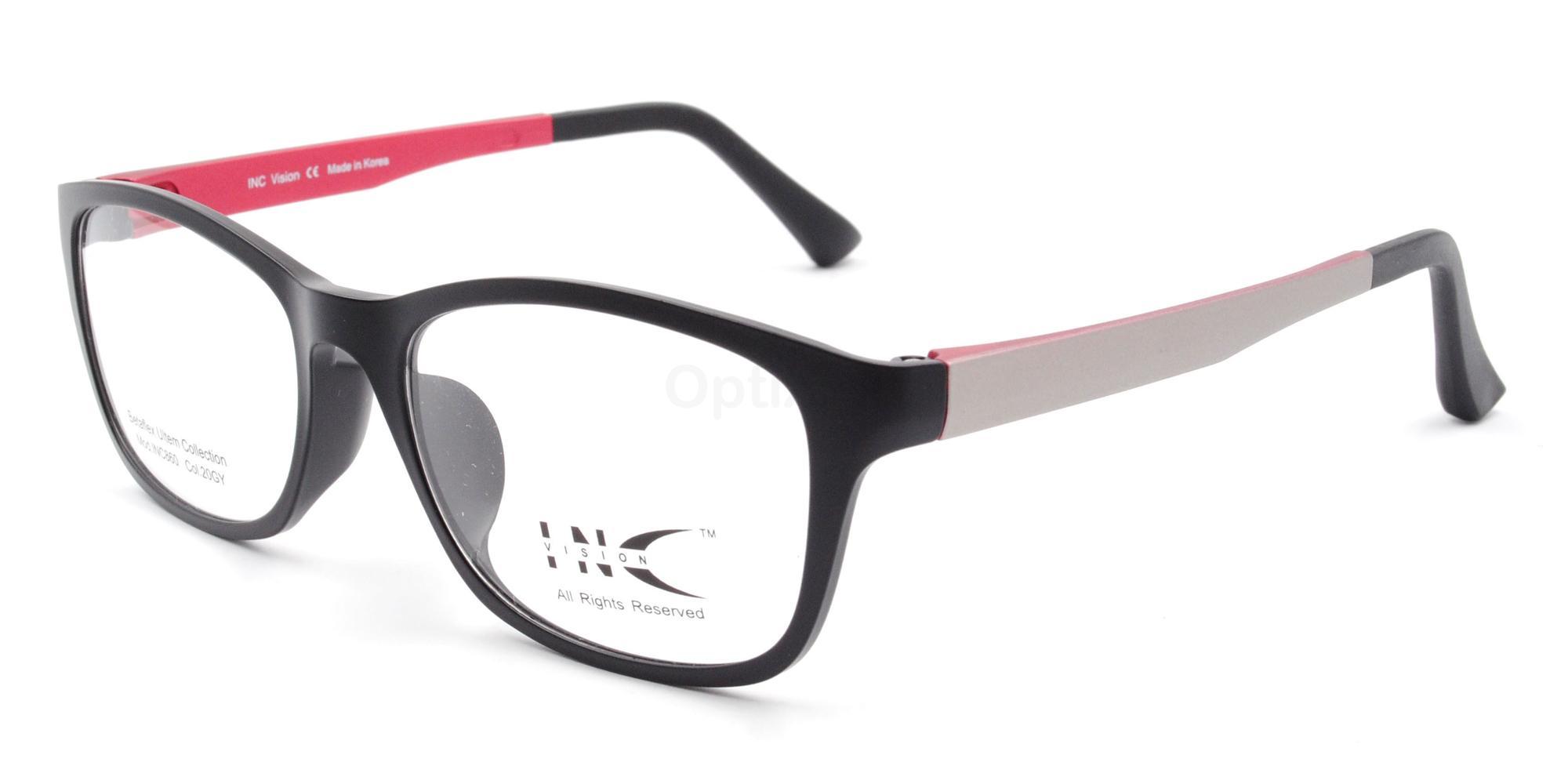 20GY INC 860 Glasses, INC Vision