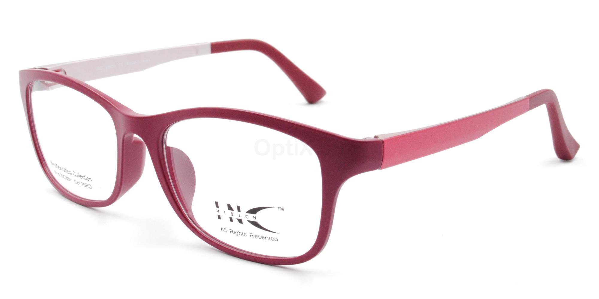 15RD INC 861 Glasses, INC Vision