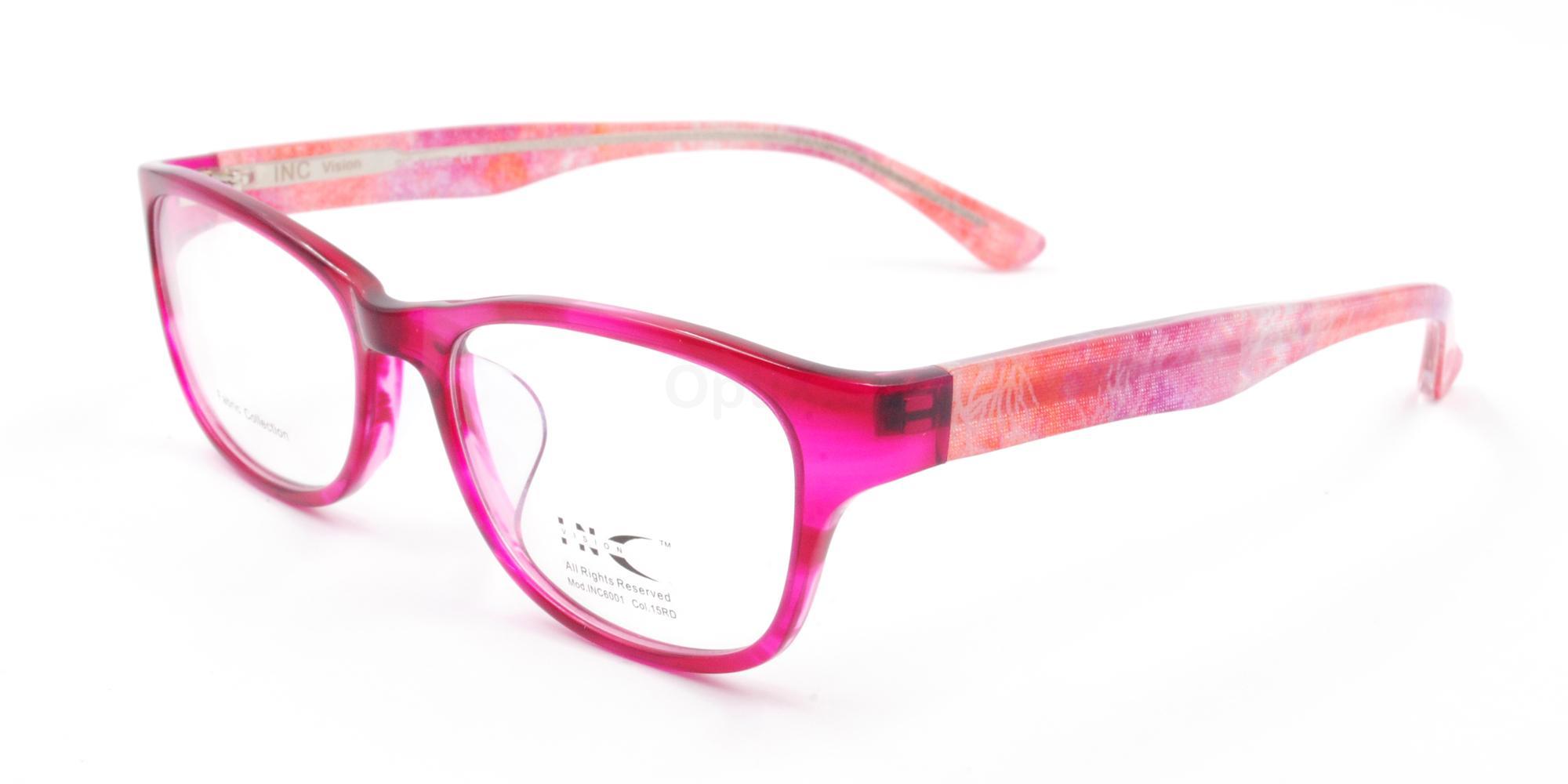 15RD INC 6001 Glasses, INC Vision