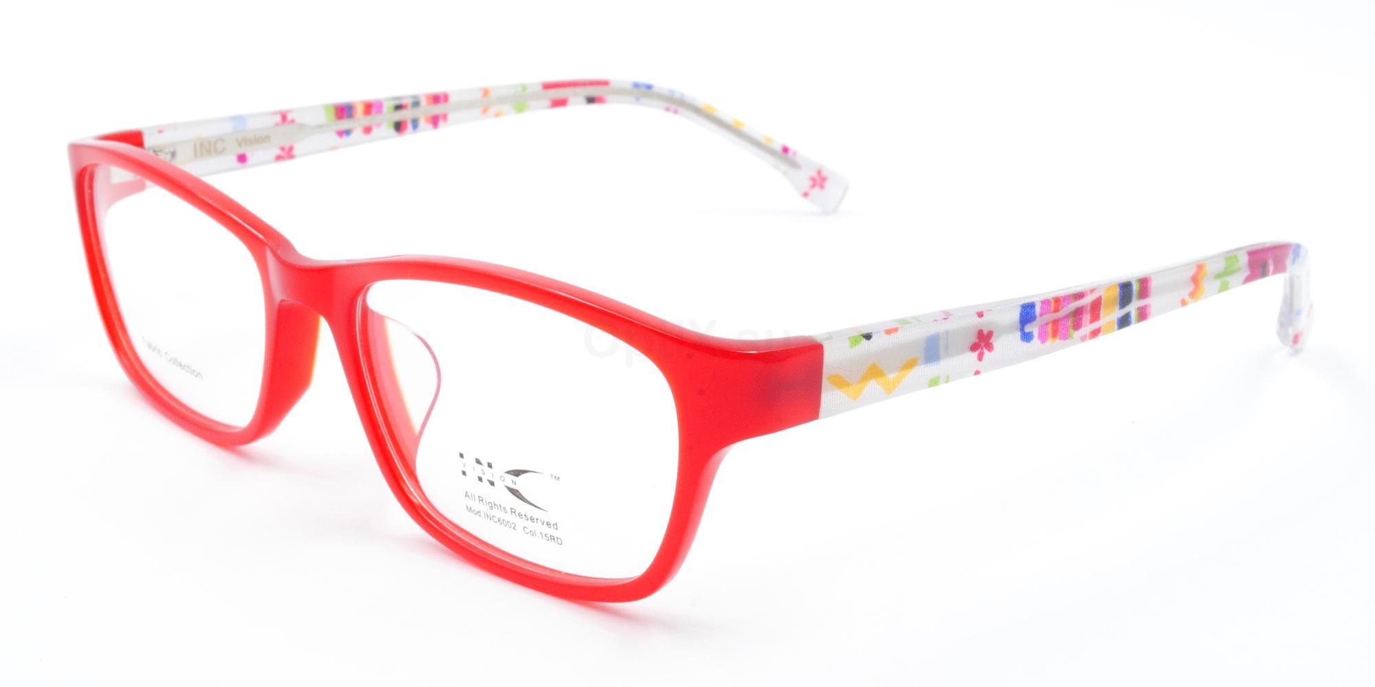 15RD INC 6002 Glasses, INC Vision
