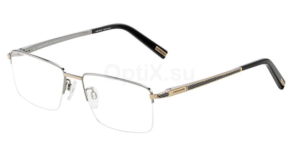 0009 35816 23 KT GP Glasses, JAGUAR Eyewear