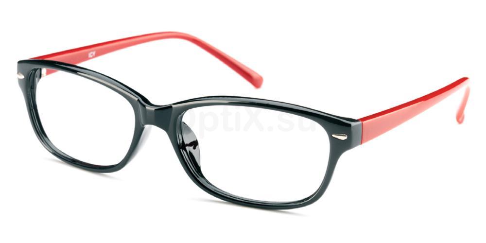 C1 Icy 176 Glasses, Icy Eyewear - Plastics
