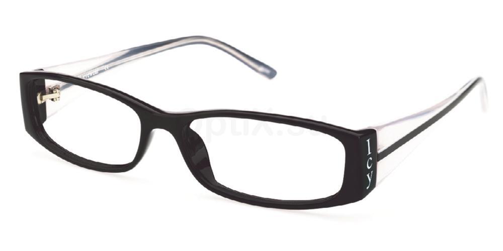 C1 Icy 66 Glasses, Icy Eyewear - Plastics