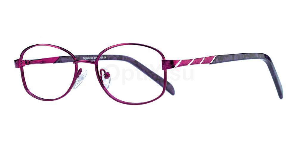 C1 Icy 803 Glasses, Icy Eyewear - Metals