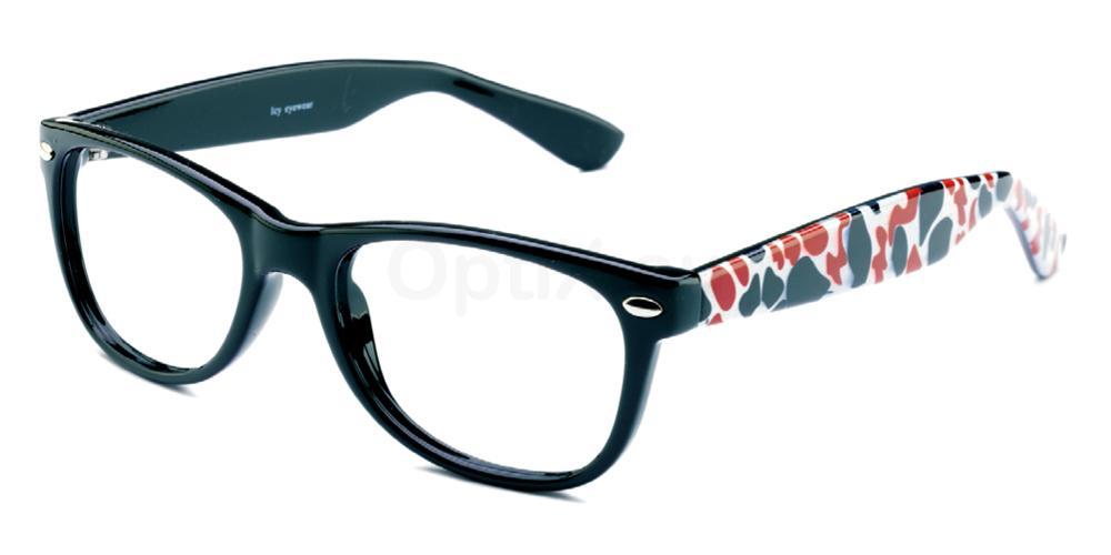 C1 Icy 170 Glasses, Icy Eyewear - TEEN