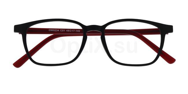 C01 OWII234 Glasses, Owlet TEENS