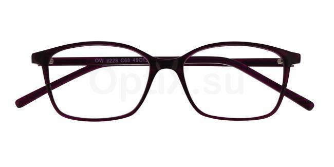 C68 OWII228 Glasses, Owlet TEENS