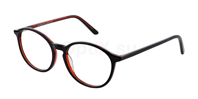 C01 OPAA095 Glasses, Owlet TEENS