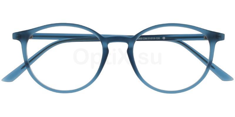 C06 OBII005XL Glasses, Oblue