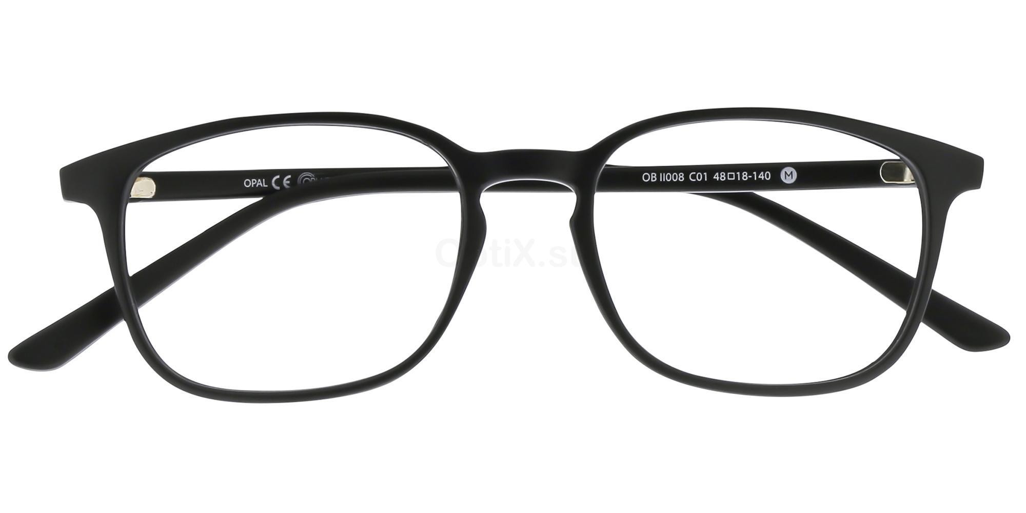C01 OBII008M Glasses, Oblue