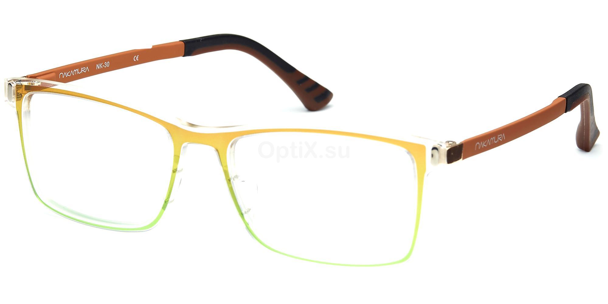 C3 NK30 Glasses, Nakamura