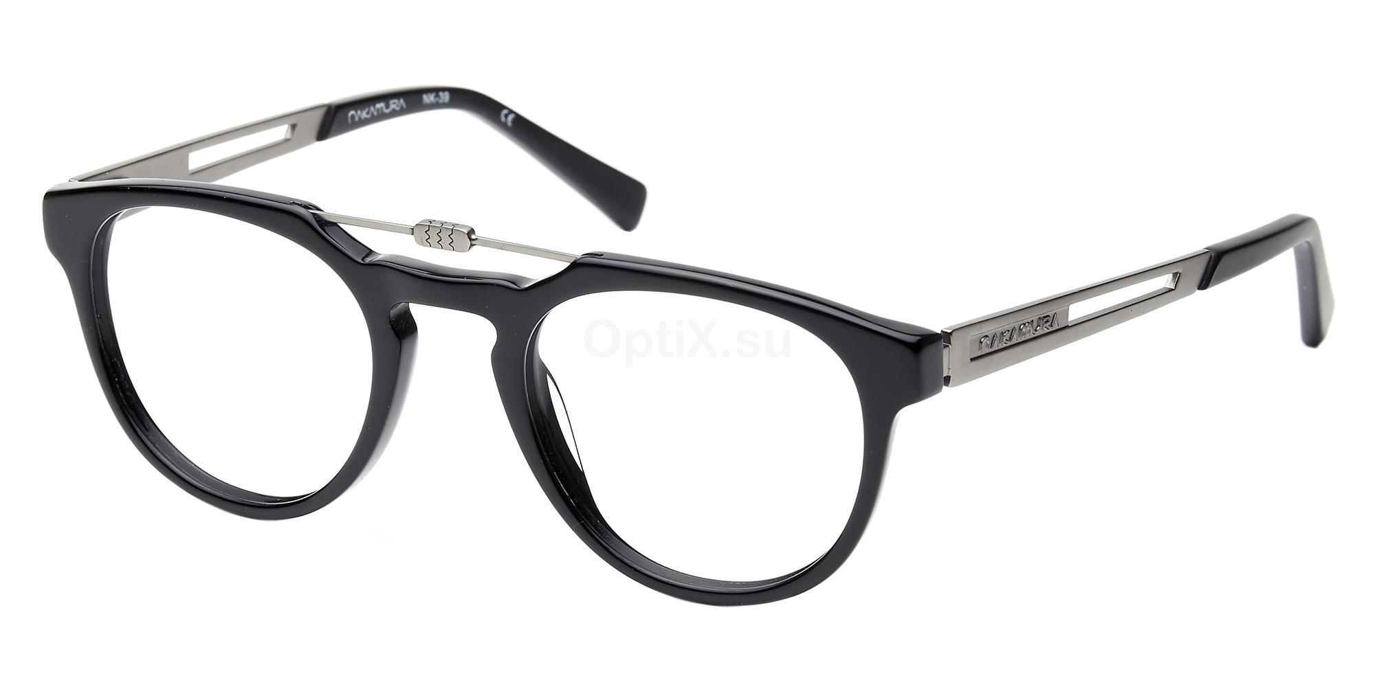 C1 NK39 Glasses, Nakamura
