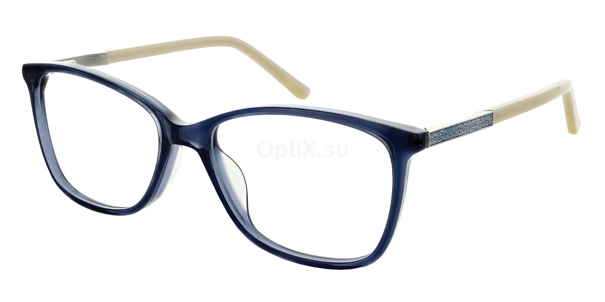 Blue 1286 Glasses, Jacques Lamont