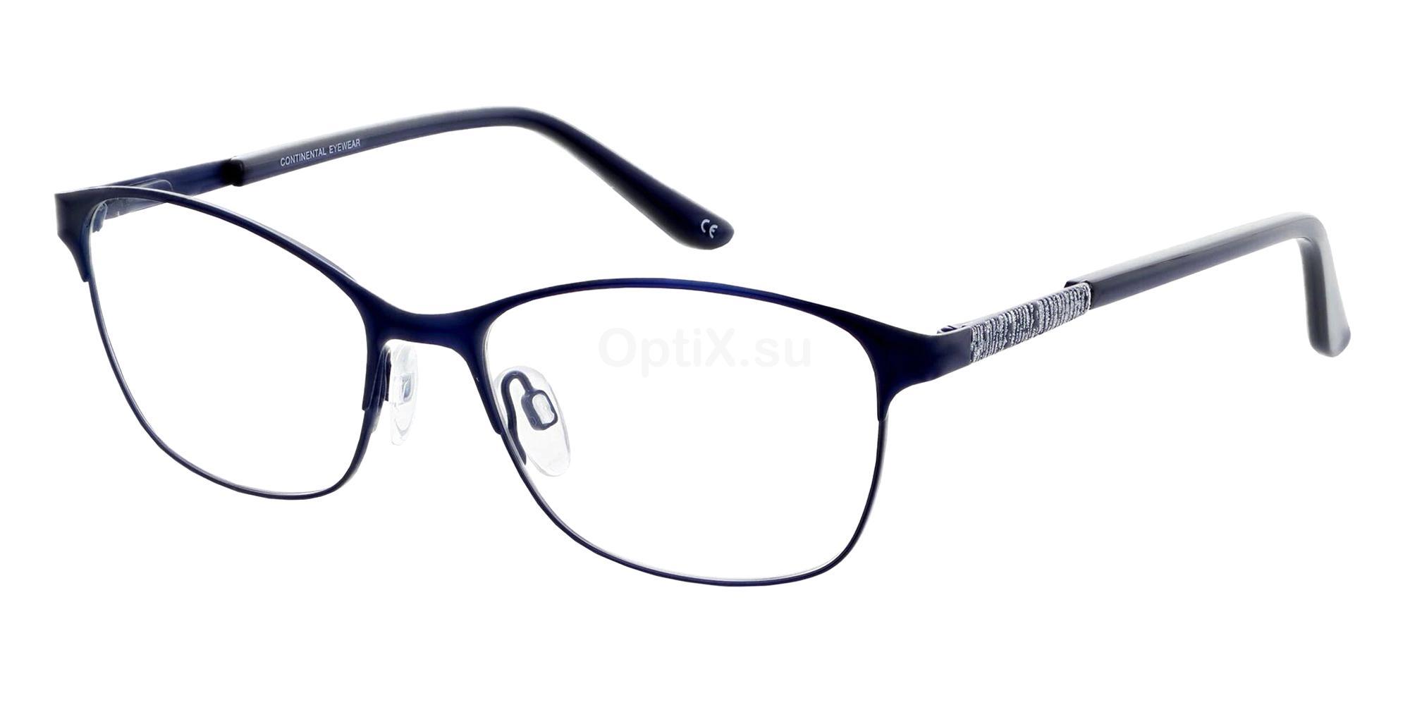 Blue 1302 Glasses, Jacques Lamont
