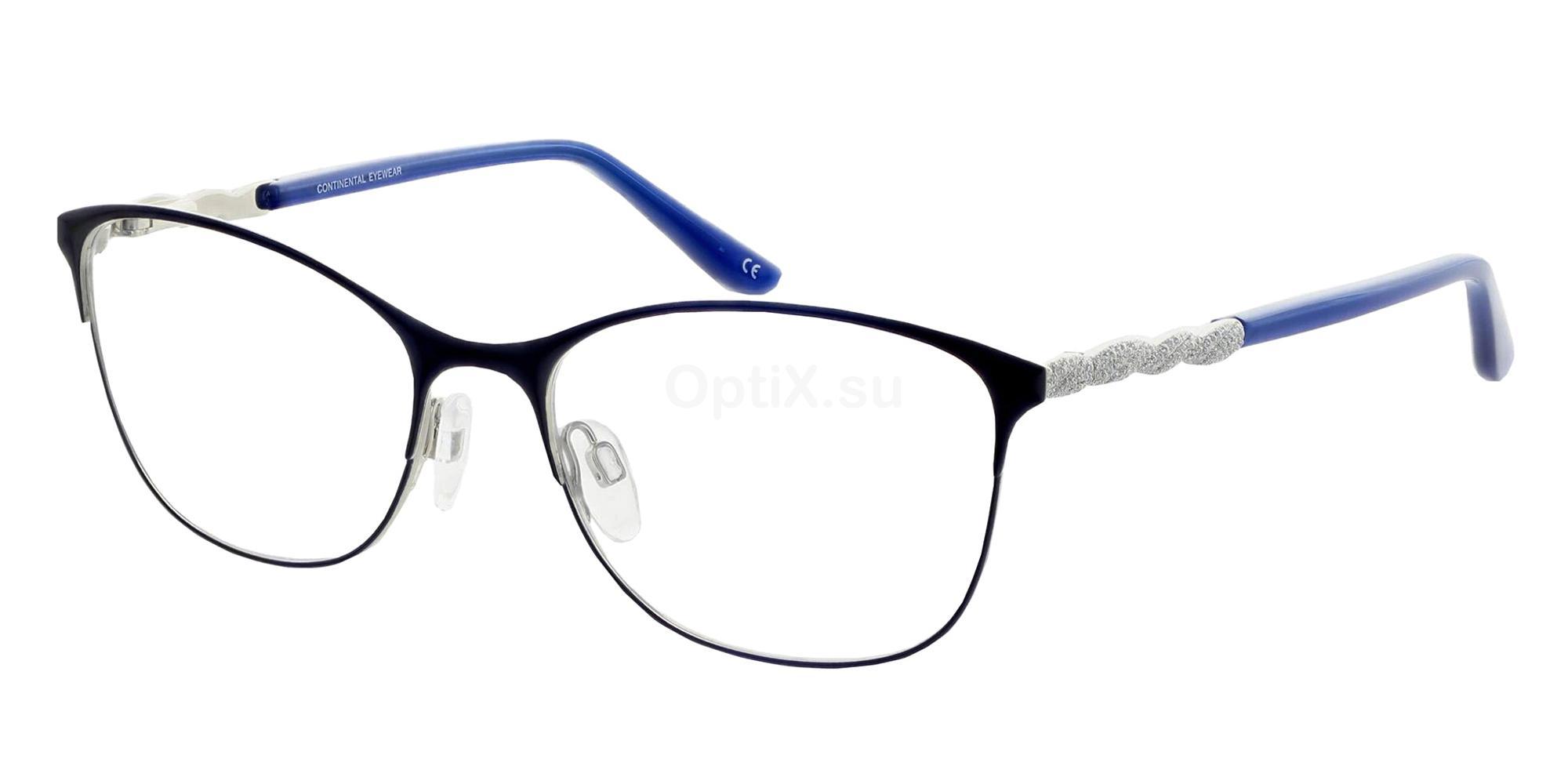 Blue 1306 Glasses, Jacques Lamont