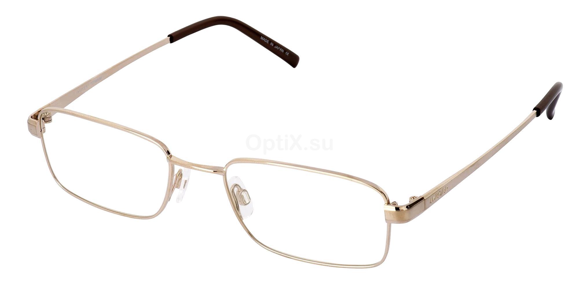 C.10 288 Glasses, Jaeger Pure Titanium