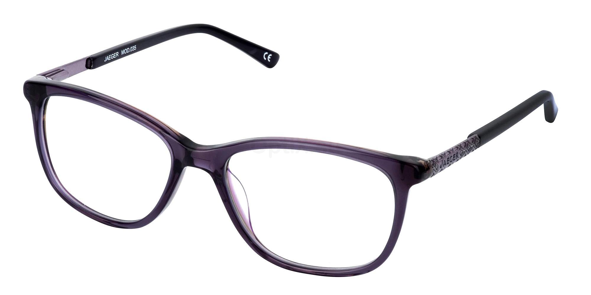 C.2 35 Glasses, Jaeger London