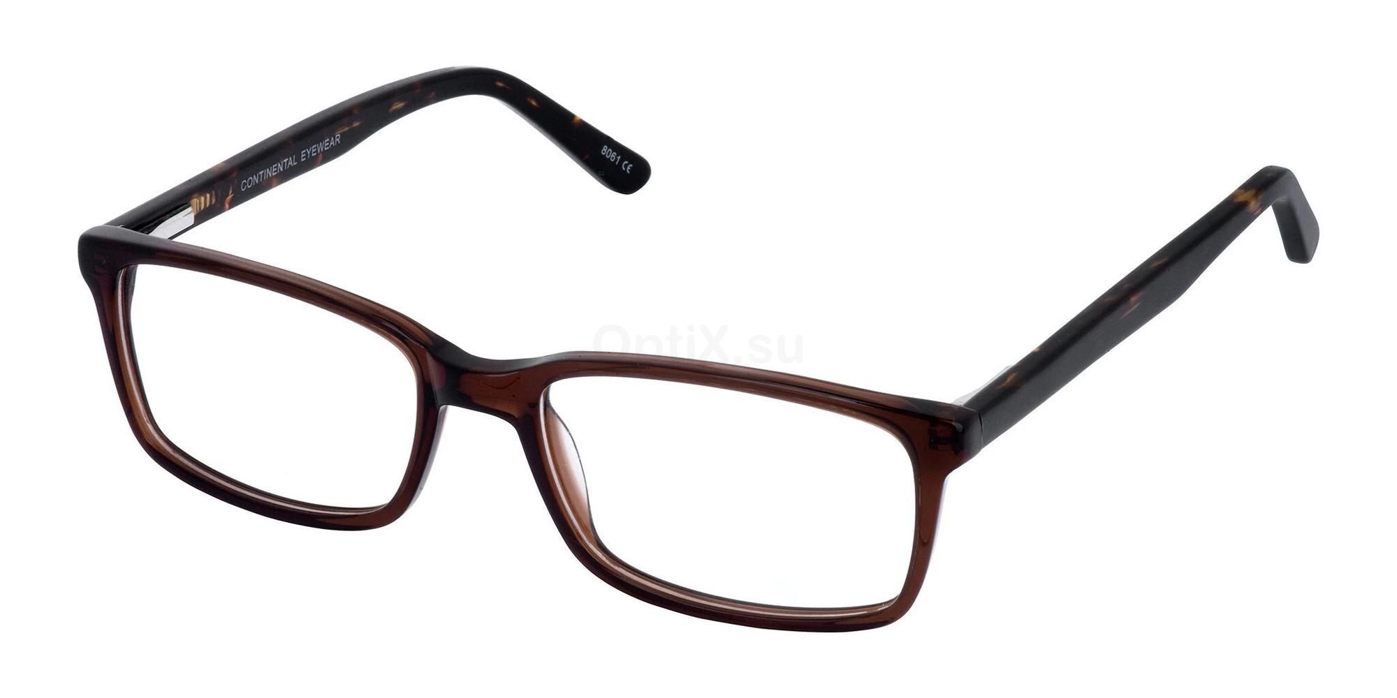 Brown JIM Glasses, Cameo
