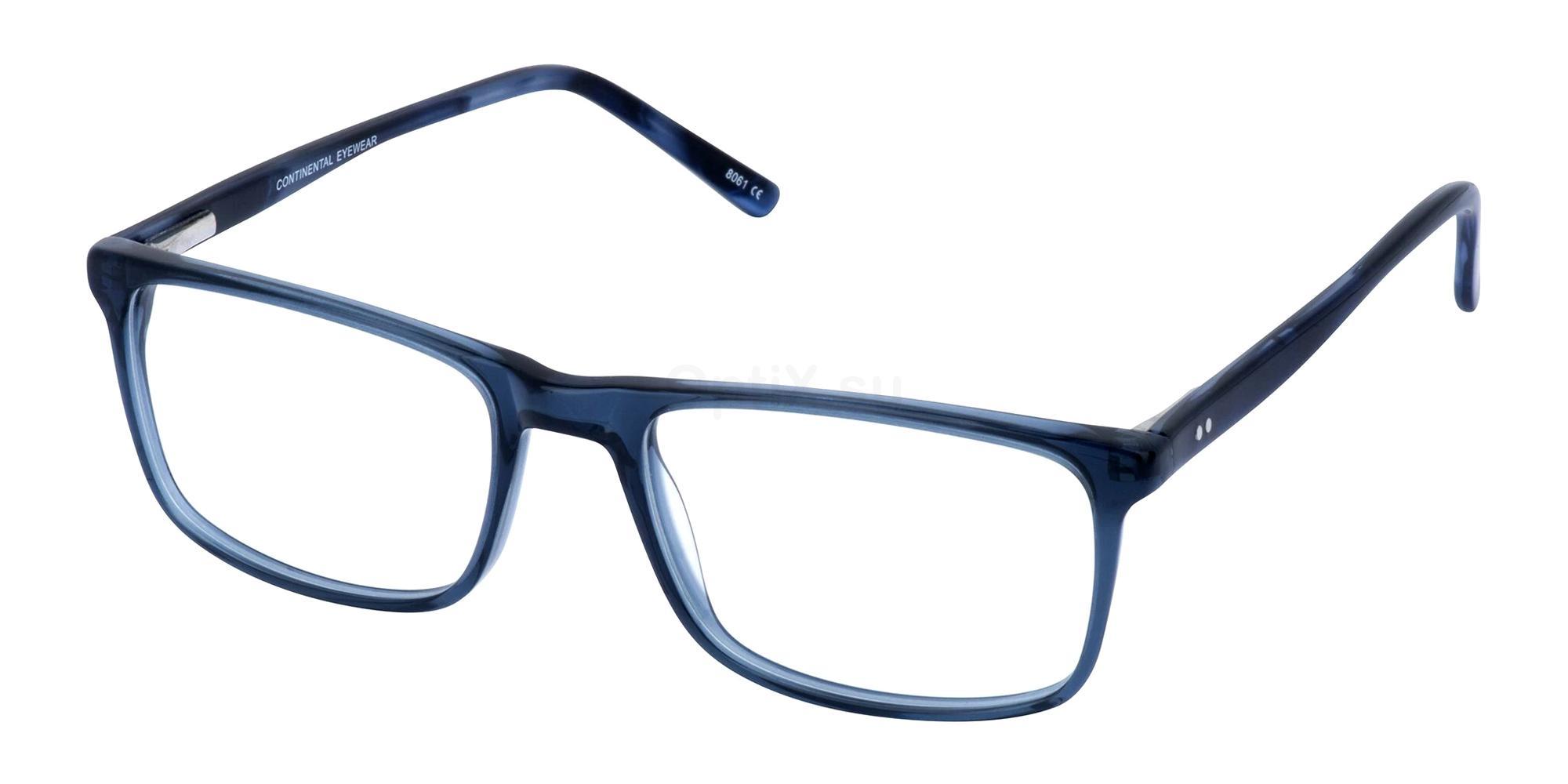 Navy MASSIMO Glasses, Cameo