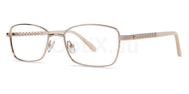 Gold MONICA Glasses, Cameo