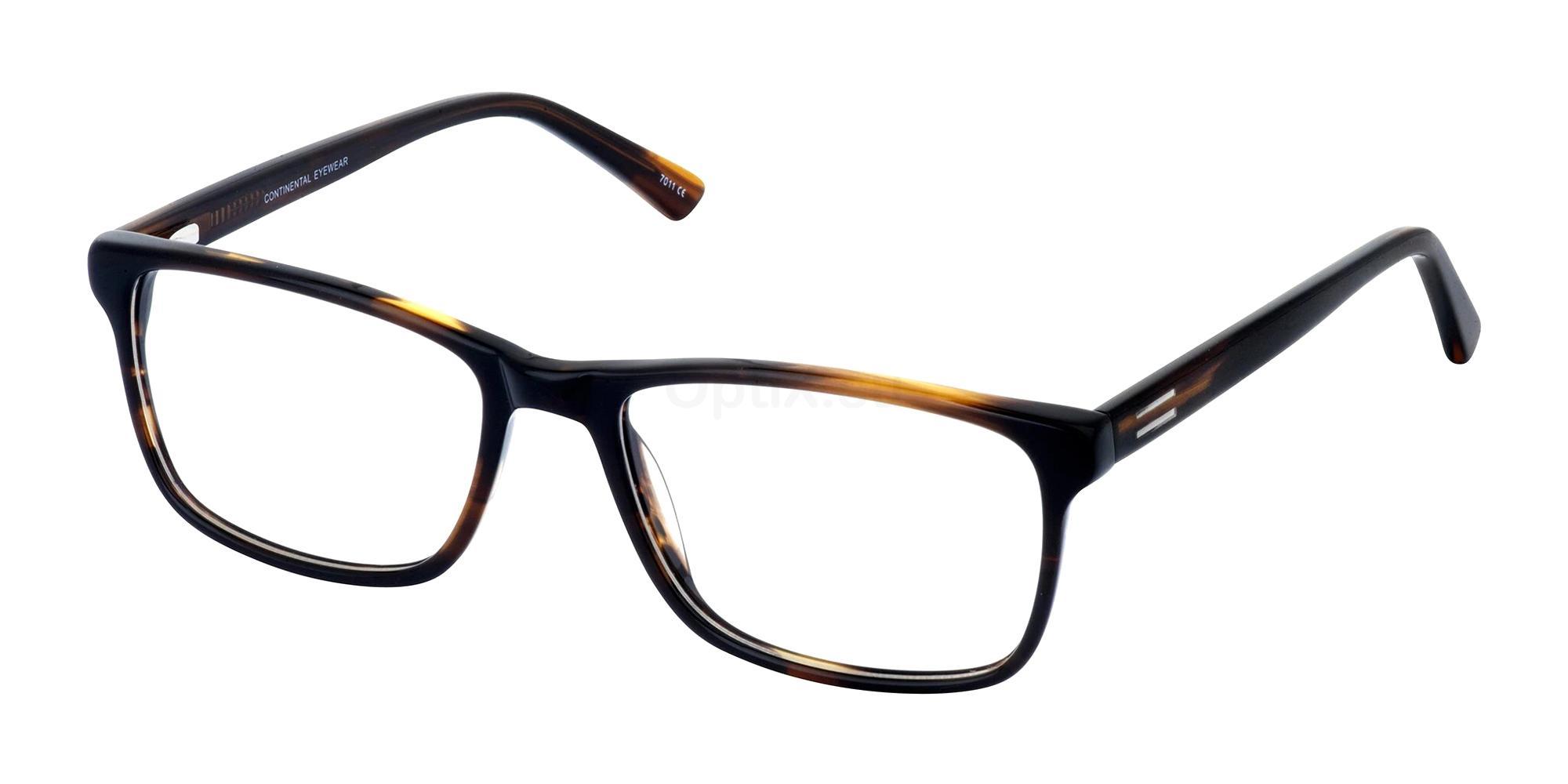 Brown EDDIE Glasses, Cameo