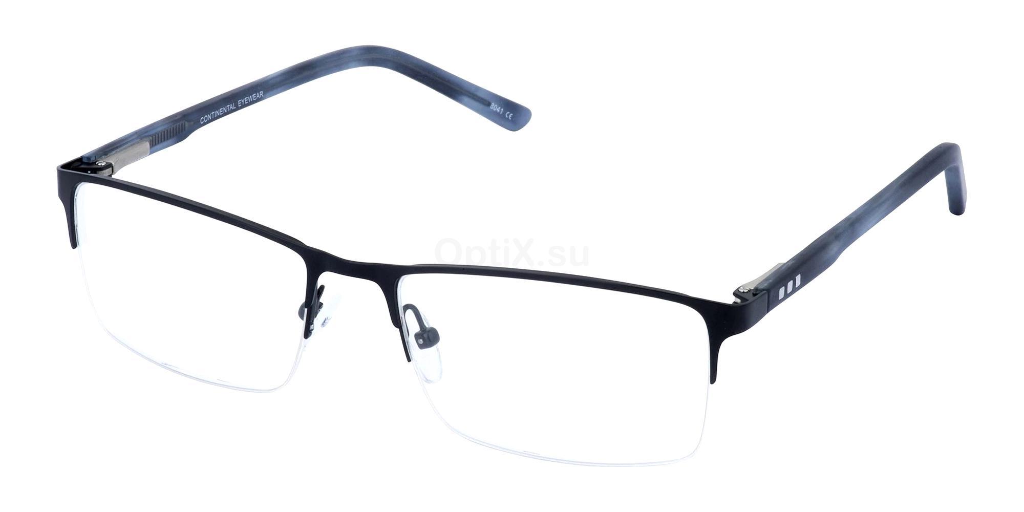 Black JONATHAN Glasses, Cameo