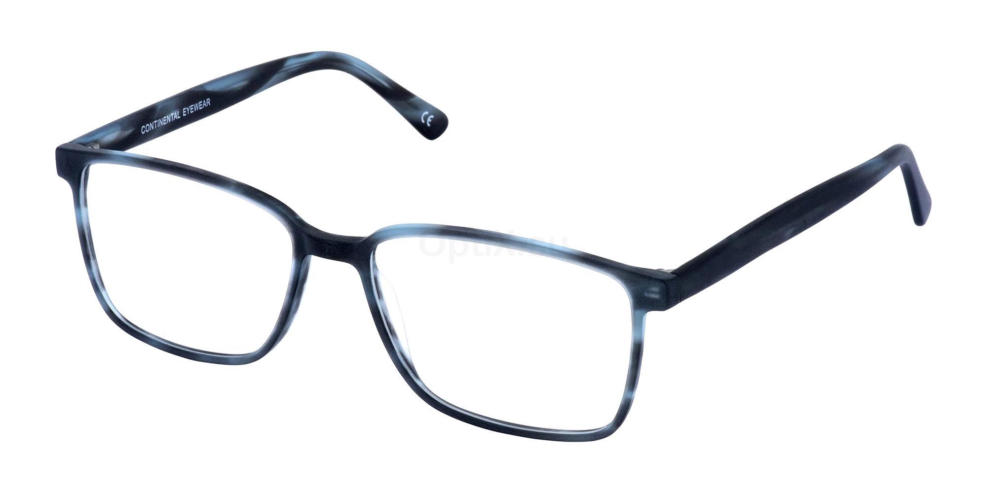 Blue JOSH Glasses, Cameo