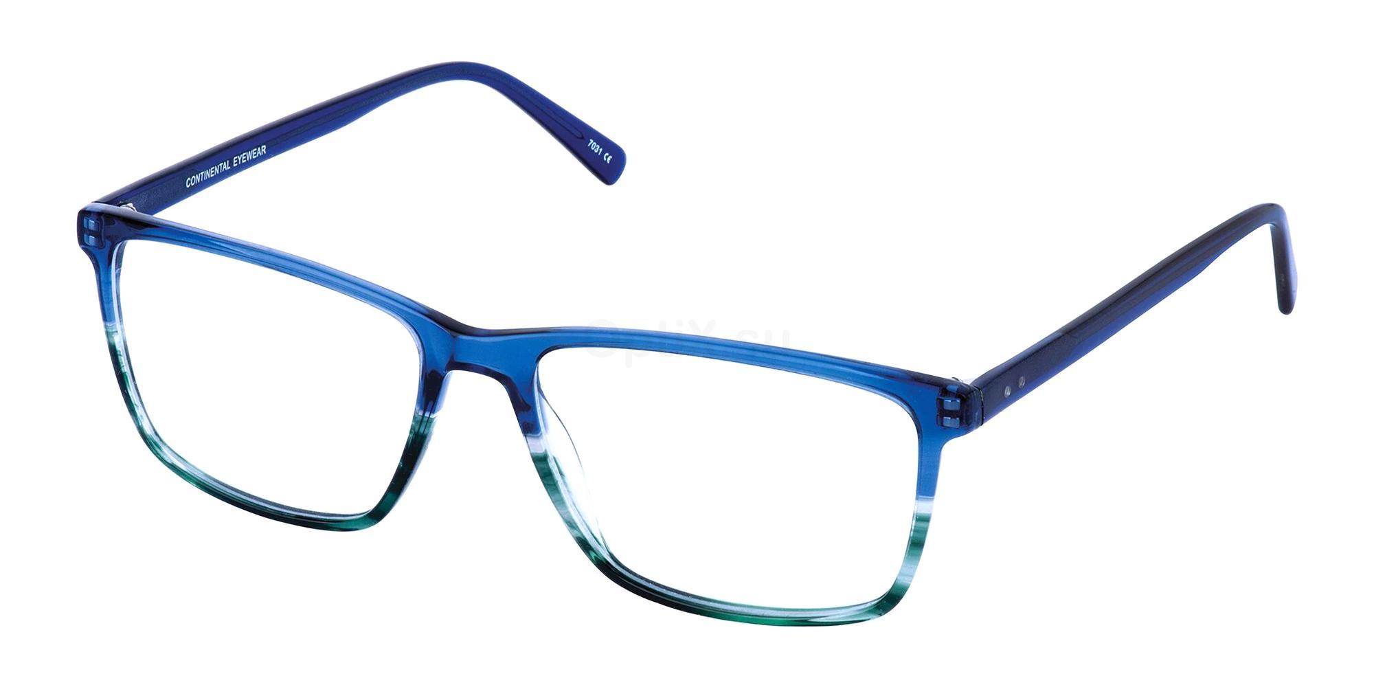 Blue LUCAS Glasses, Cameo