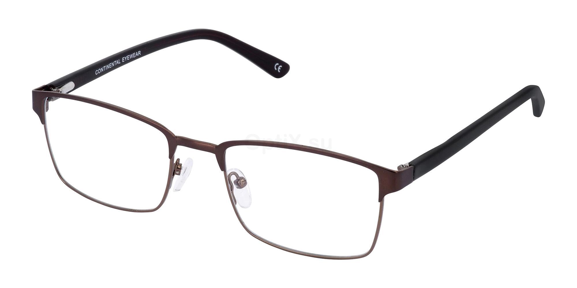 Brown OSCAR Glasses, Cameo