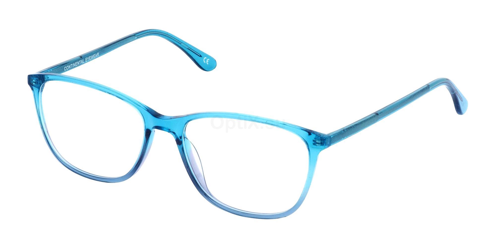 Blue SHIRLEY Glasses, Cameo