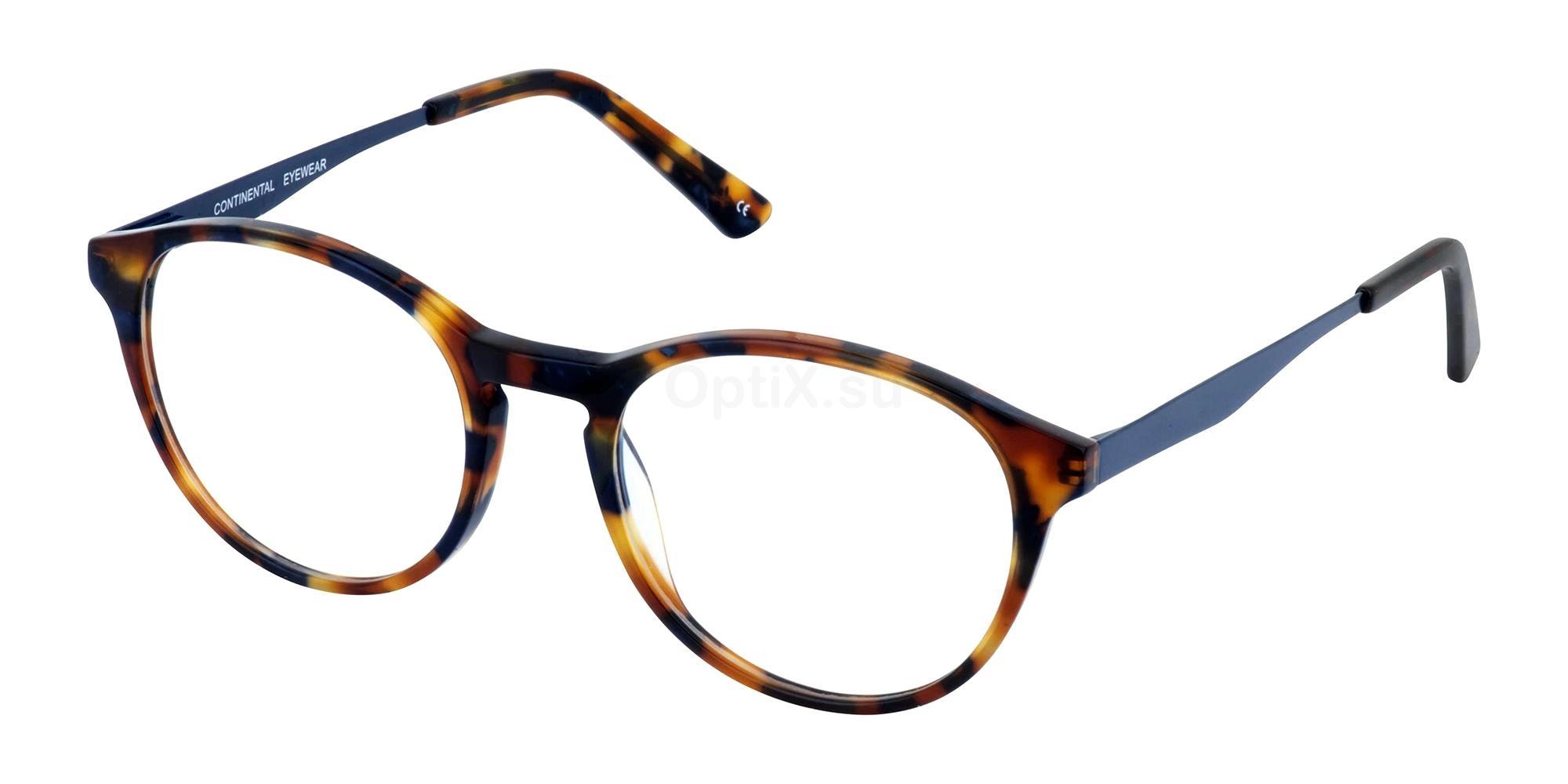 Blue STEPH Glasses, Cameo