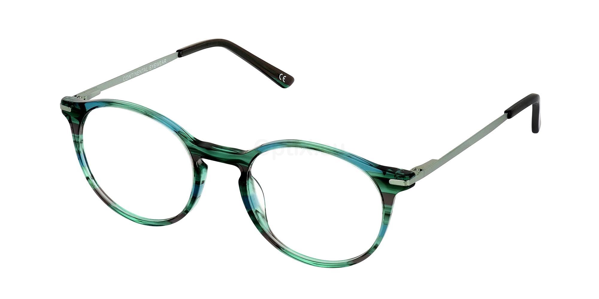 Aqua HARRIET Glasses, Cameo