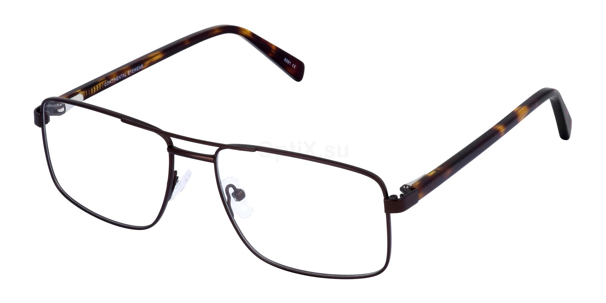 Brown WILLIAM Glasses, Cameo