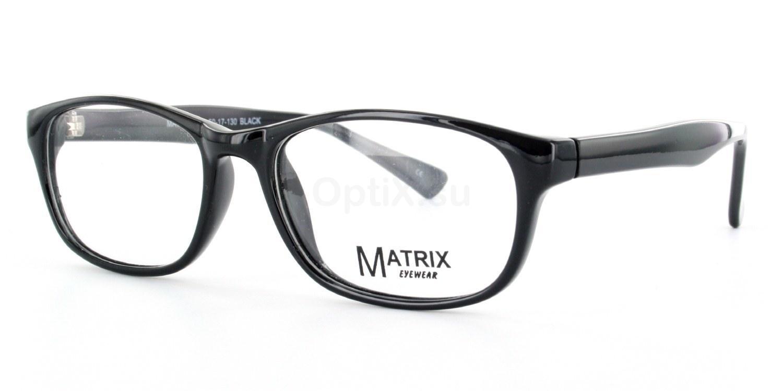 Black 815 Glasses, Matrix