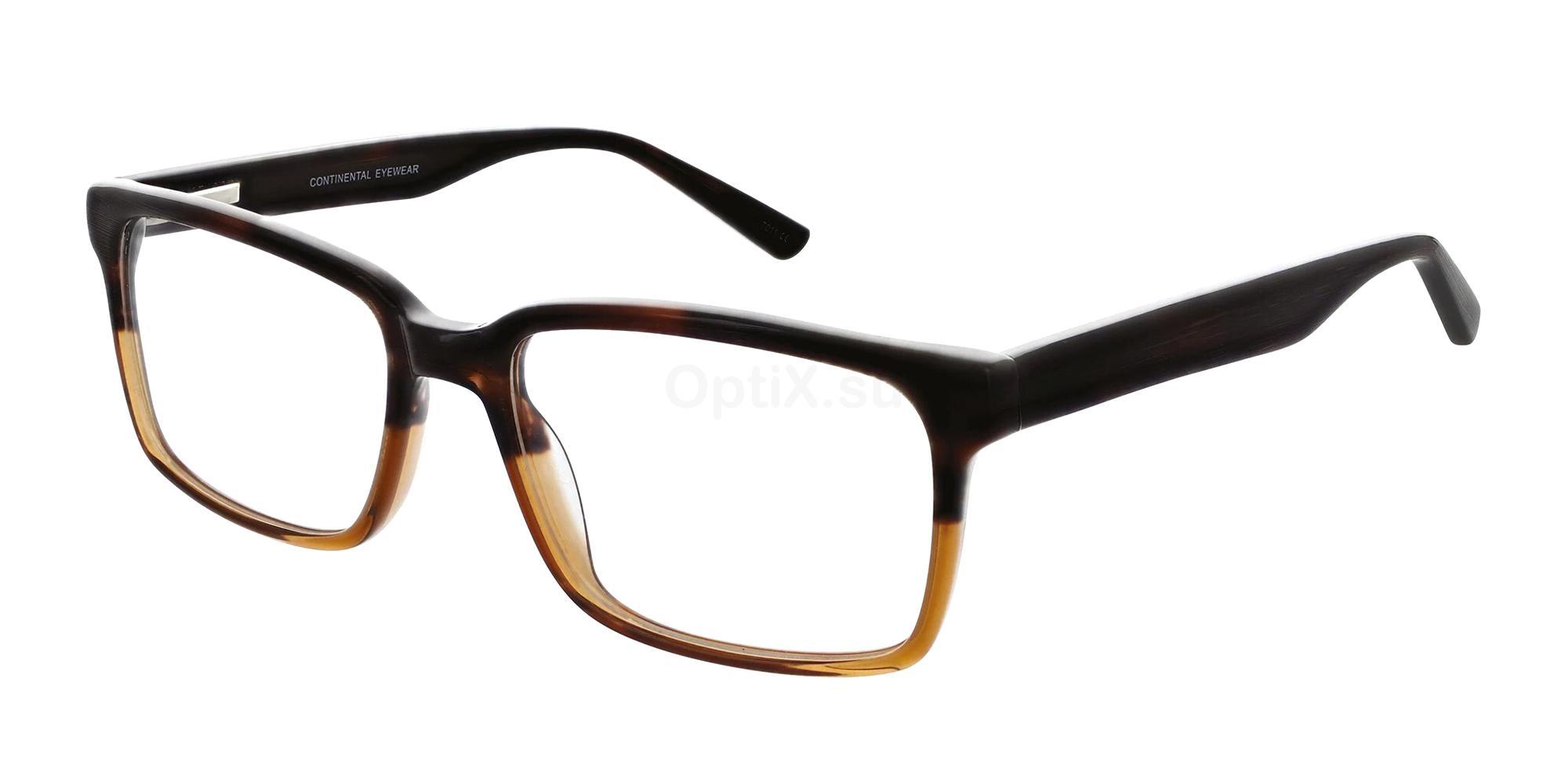 Brown 85 Glasses, Zenith Zest