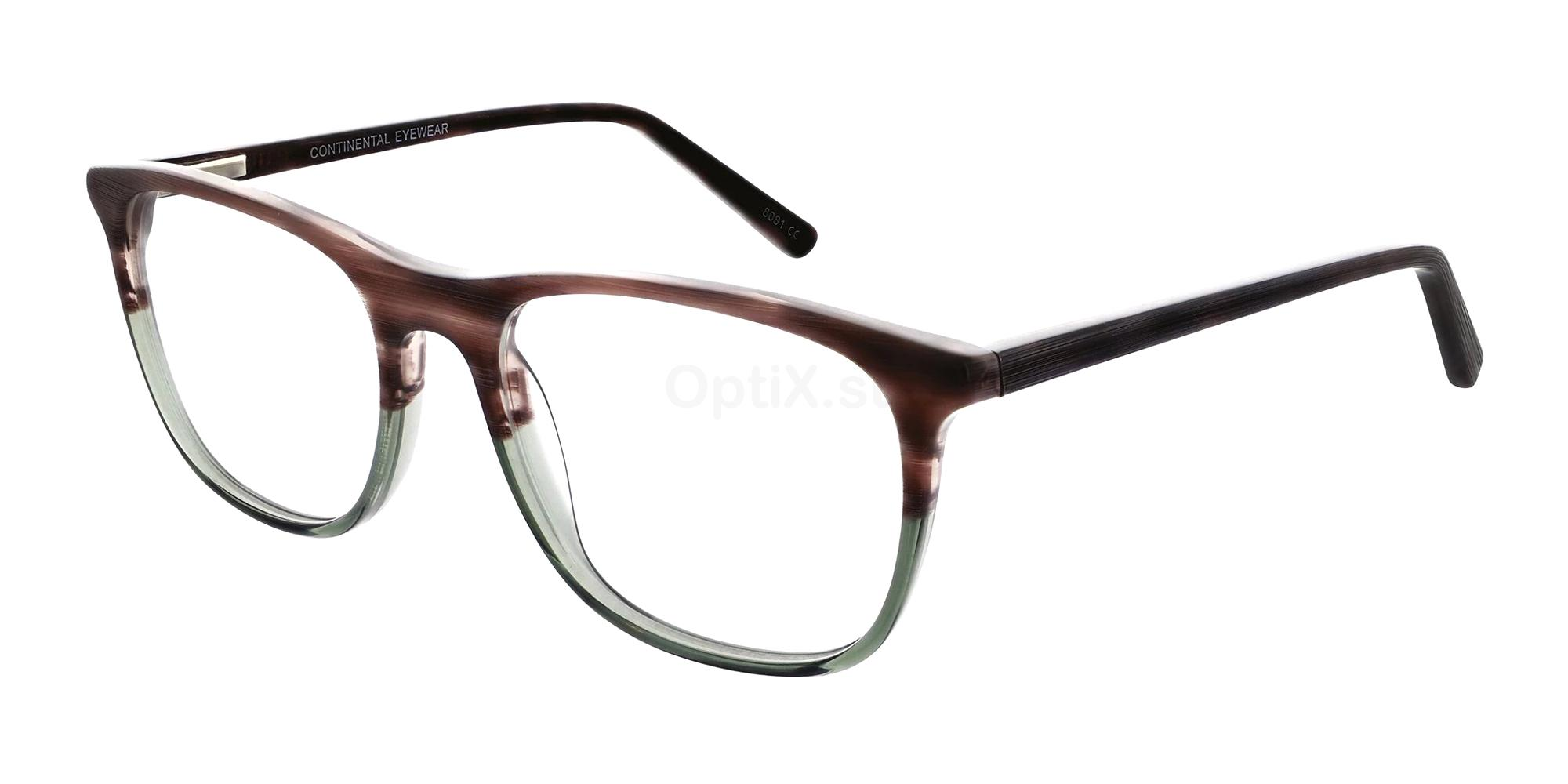 Brown 86 Glasses, Zenith Zest