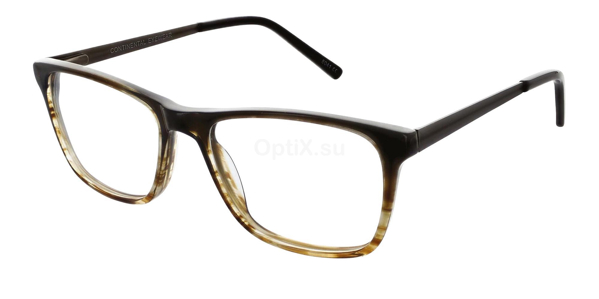 Brown 87 Glasses, Zenith Zest