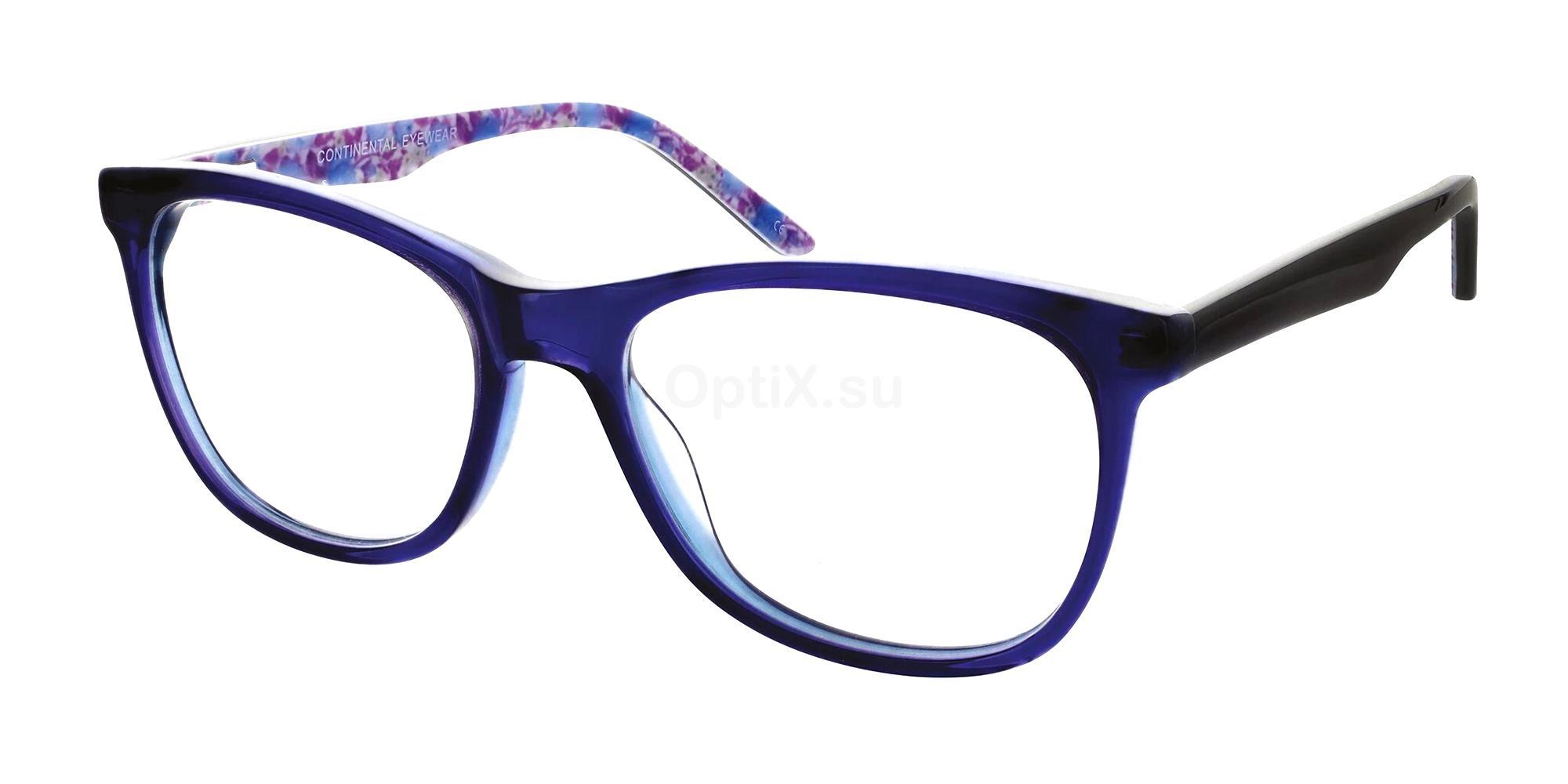 Blue 89 Glasses, Zenith Zest