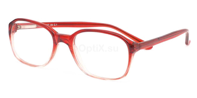 C1 BF09 Glasses, Ideals