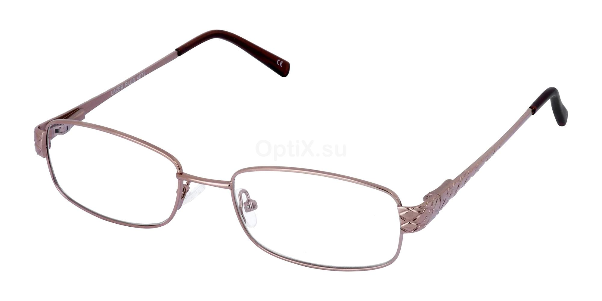 Brown 4072 Glasses, LAZER